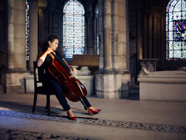 Lola Malique - Basilique de Saint-Denis
